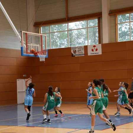 U15F reçoivent Chateauneuf 2019